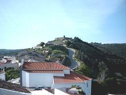 The Castle from Aljezur