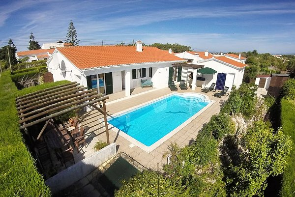 Holiday house Alaia / Western Algarve.
