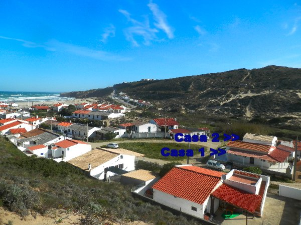 Holiday house Aljezur, Algarve