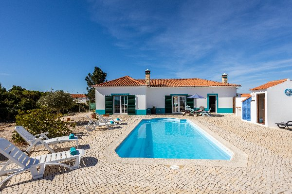Holiday house Som do Surf / Western Algarve.
